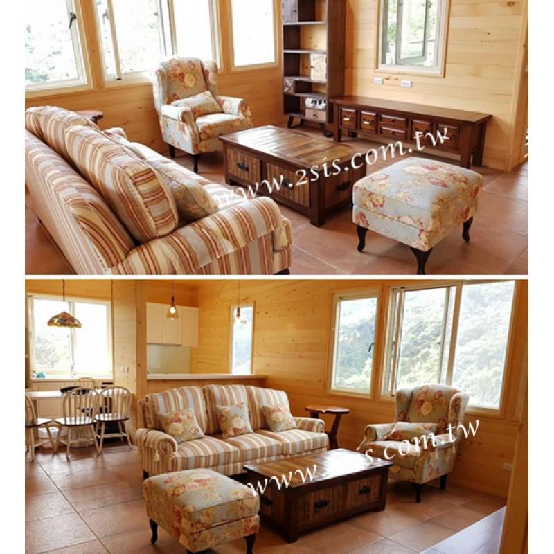 案例分享-關西小木屋佈置規劃