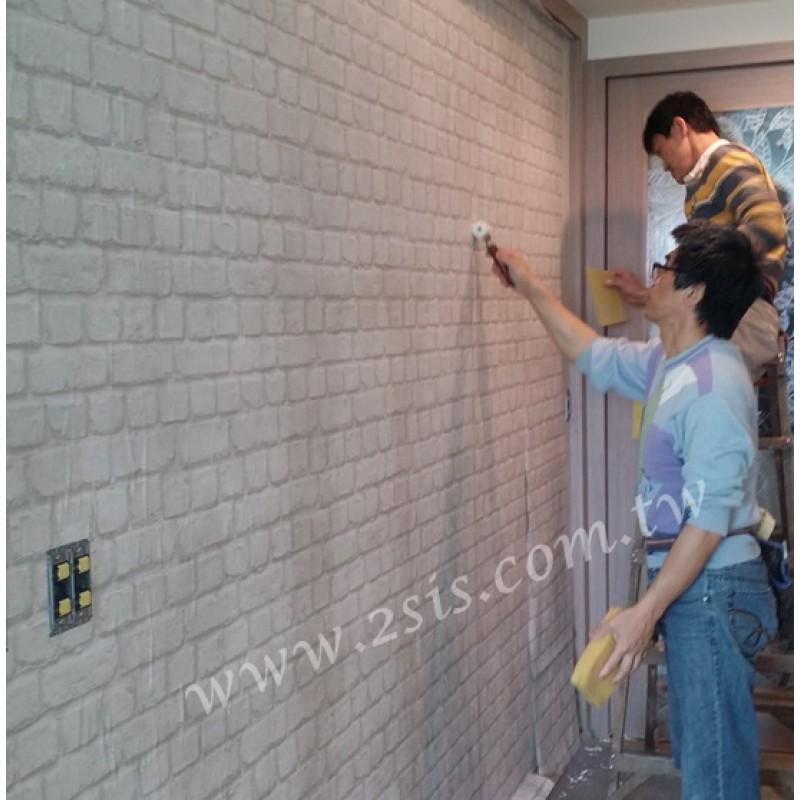 案例分享-壁紙工程德國文化石壁紙
