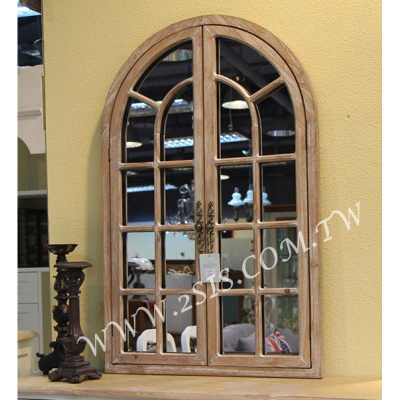 裝式窗花鏡