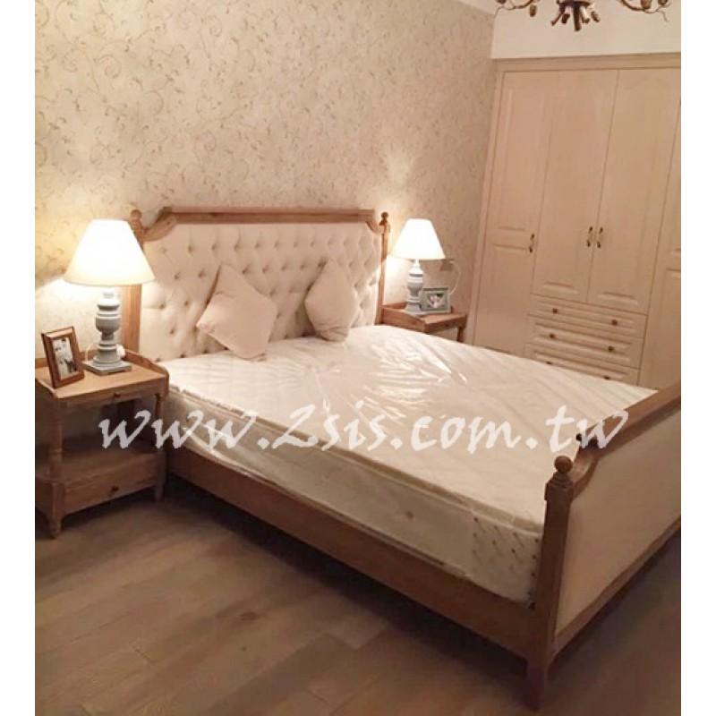 法式鄉村蘿拉五呎床組