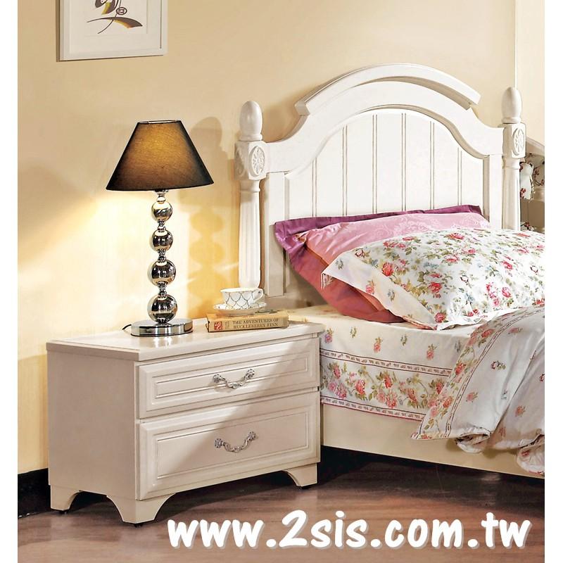珊朵拉2尺床頭櫃