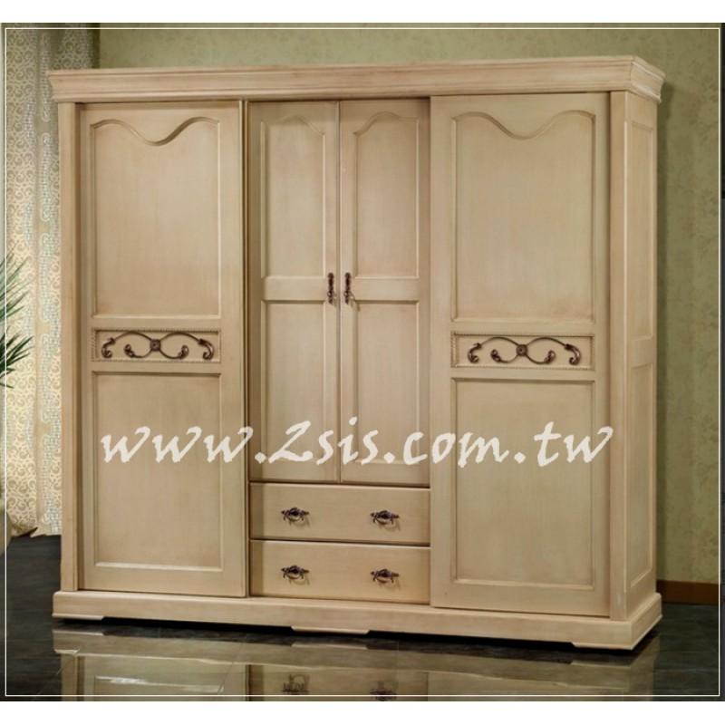 維多利亞歐式八尺衣櫃/衣櫥