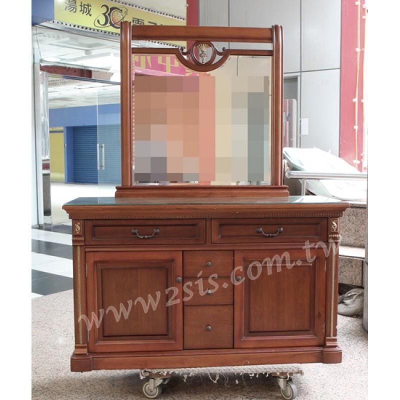 卡蘿四尺斗櫃/化妝桌
