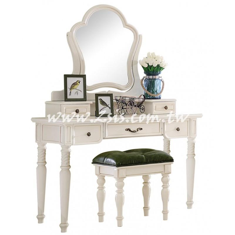 蘇菲亞法式化妝台(含椅)