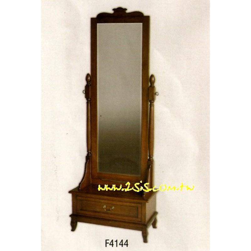 英式橡木立鏡