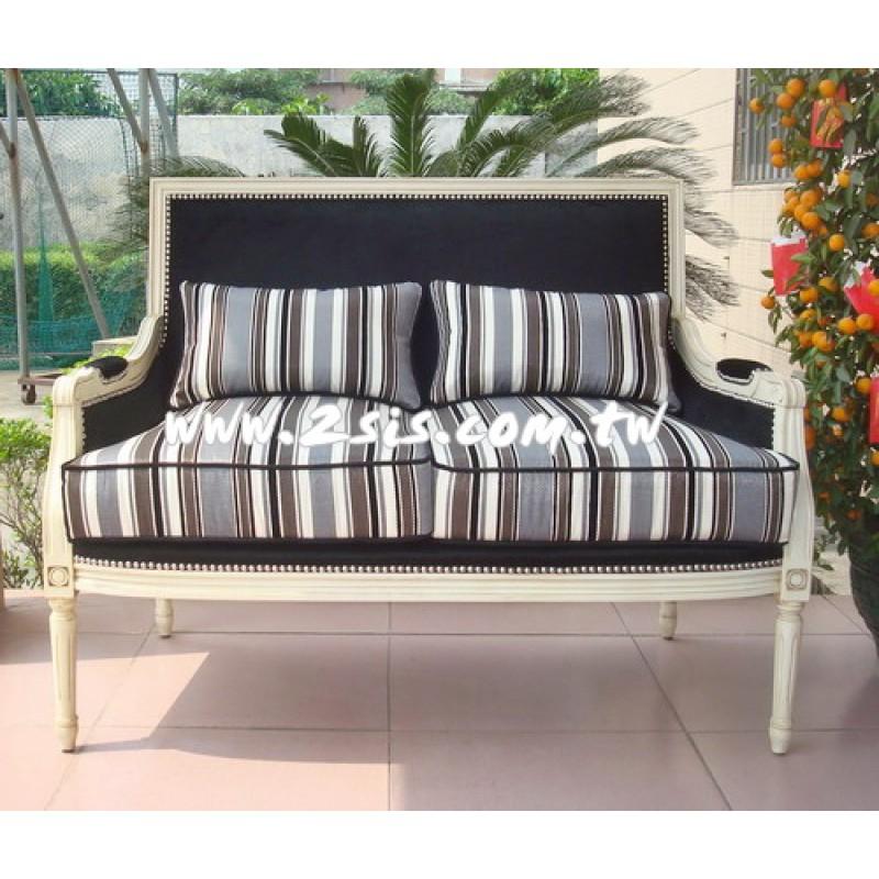 客製雙人沙發