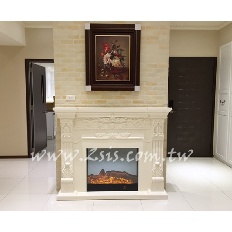 歐式古典壁爐-VA458S
