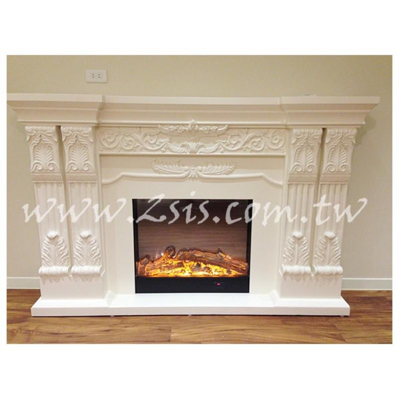 歐式古典壁爐-VA458