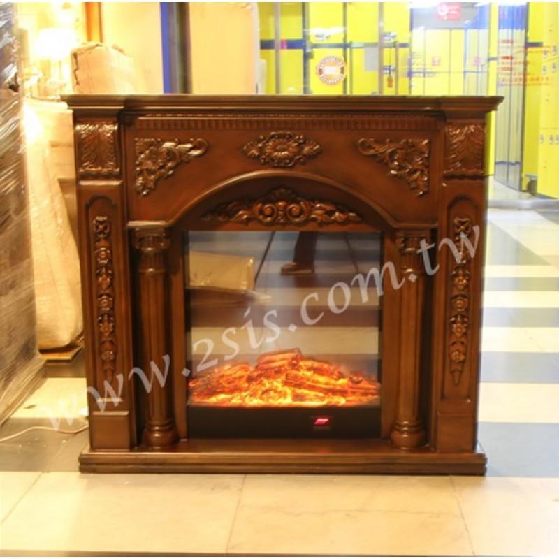 歐式古典壁爐-VA228
