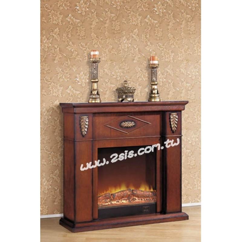 歐式古典壁爐-VA454