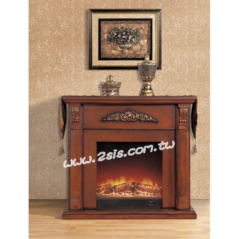 歐式古典壁爐-VA450B