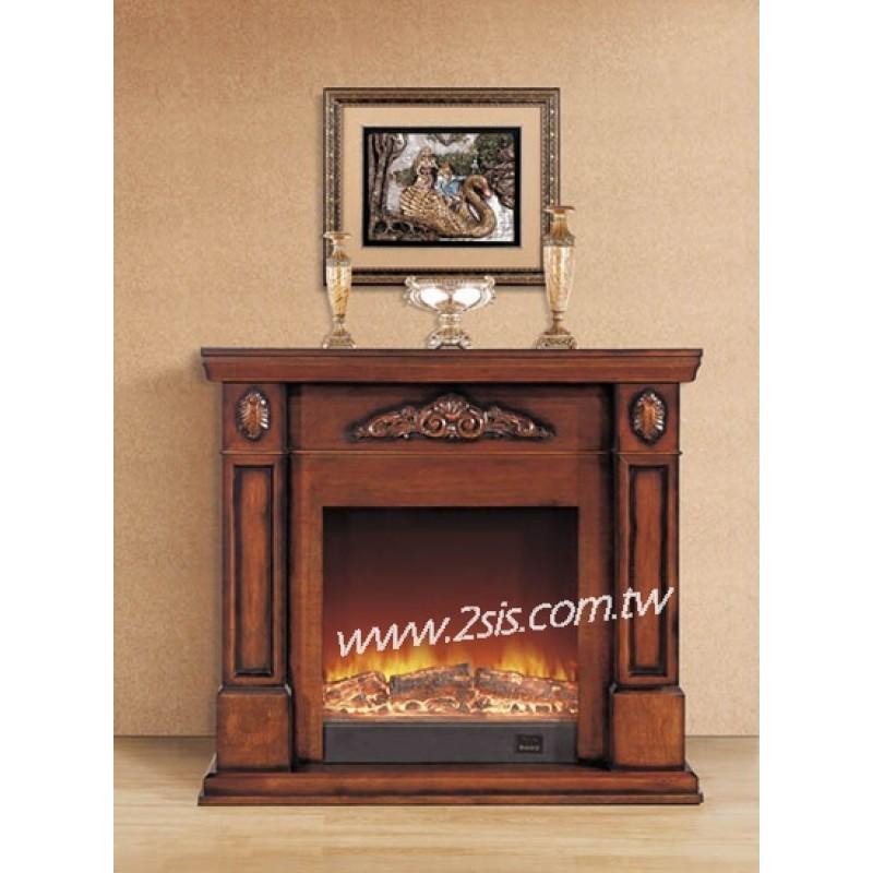 歐式古典壁爐-VA447B