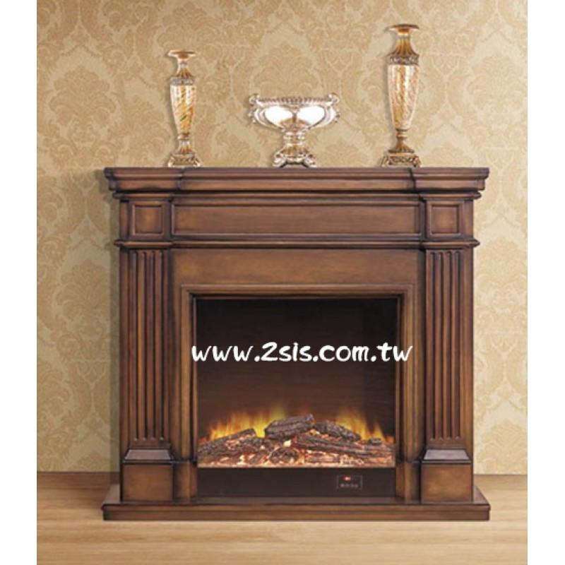 歐式古典壁爐-VA265