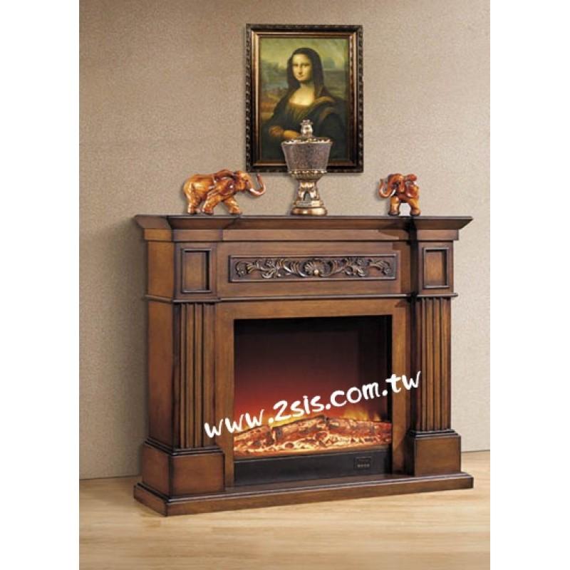 歐式古典壁爐-VA257