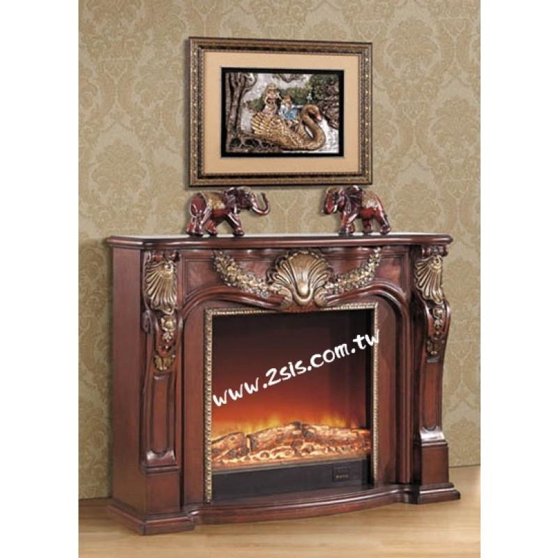 歐式古典壁爐-VA216S