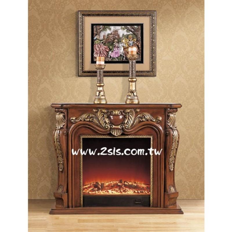 歐式古典壁爐-VA222