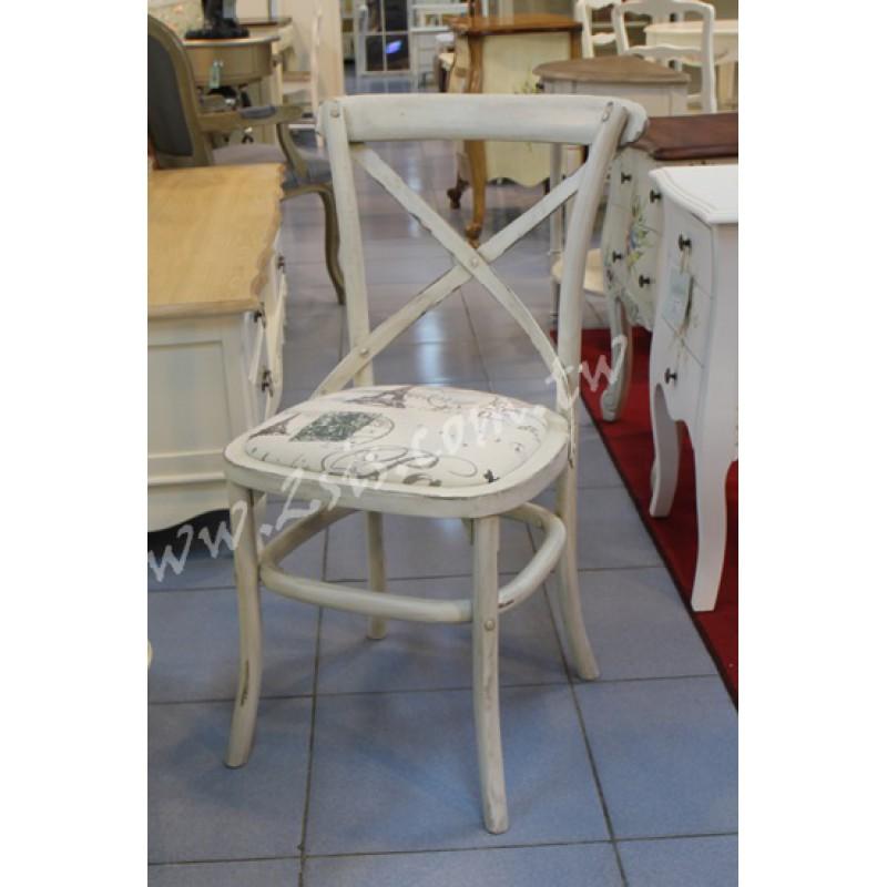 南法仿舊餐椅