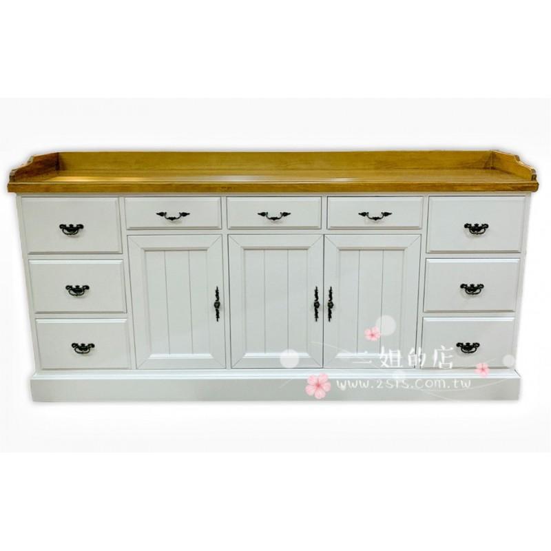 訂製款-實木電器櫃餐邊櫃