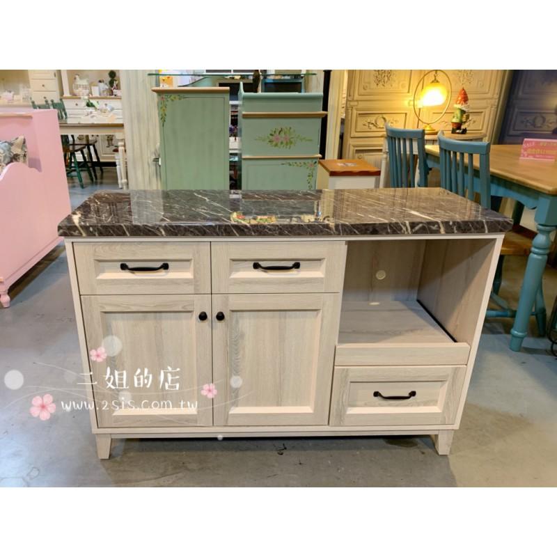 現代鄉村廚房電器櫃、餐邊櫃