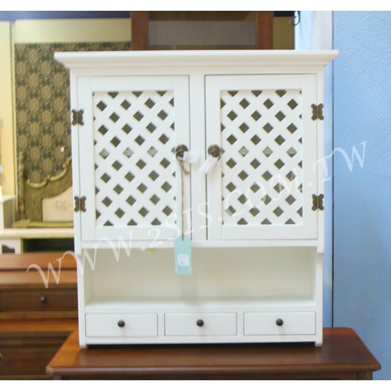 英式橡木壁櫃