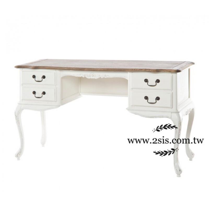 【新品上市】南法美式鄉村書桌