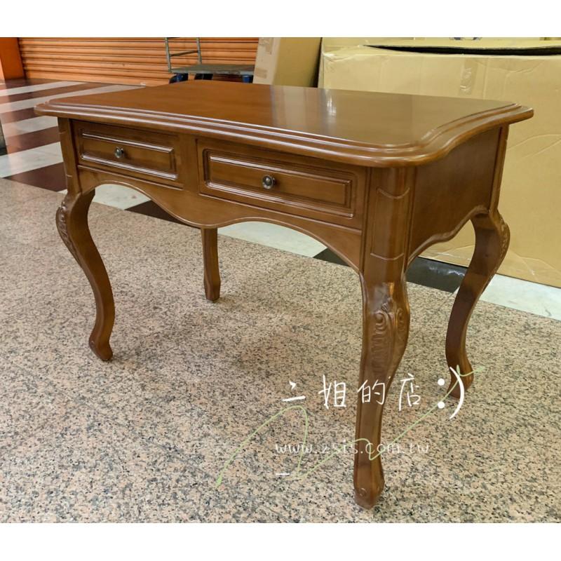 歐式雕花實木皇家貴族書桌