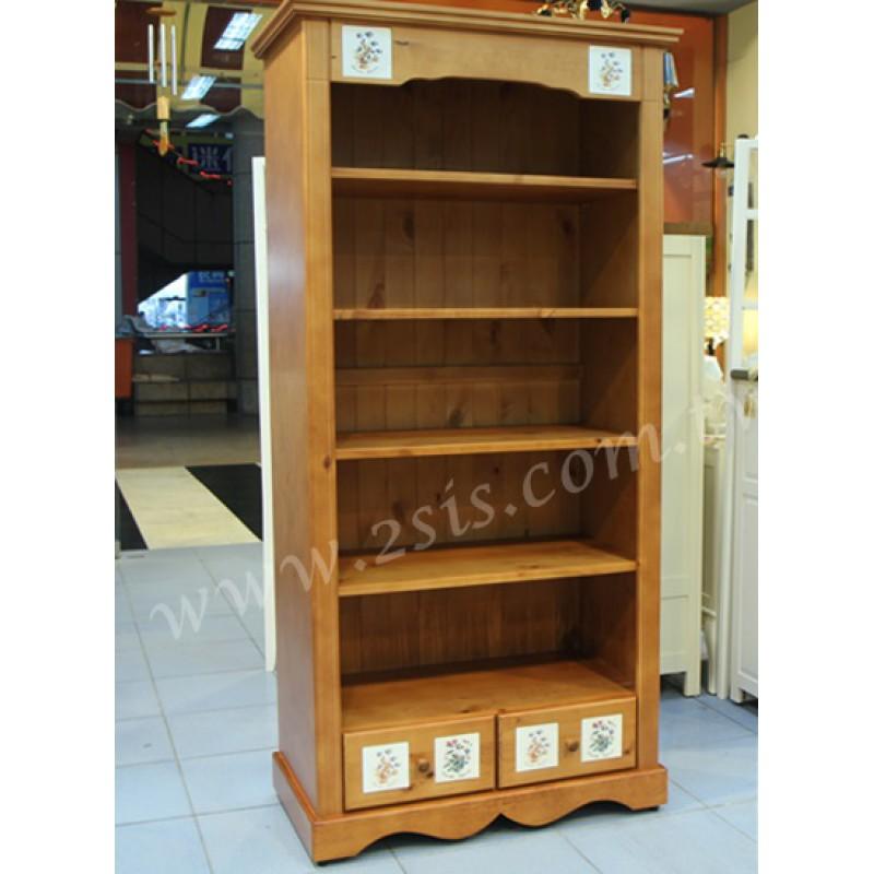 客製品-凱撒實木高櫃