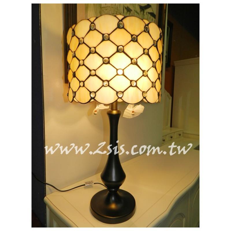 Tiffany桌燈 T8145