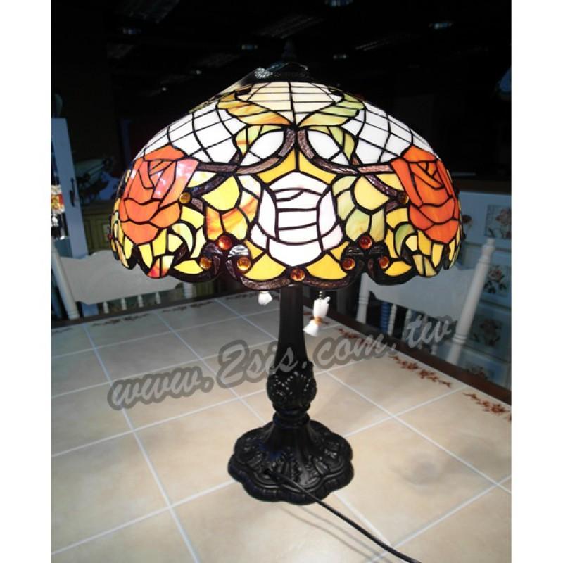 Tiffany桌燈F9041