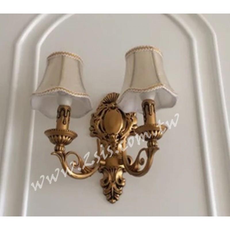 歐式宮庭雙壁燈