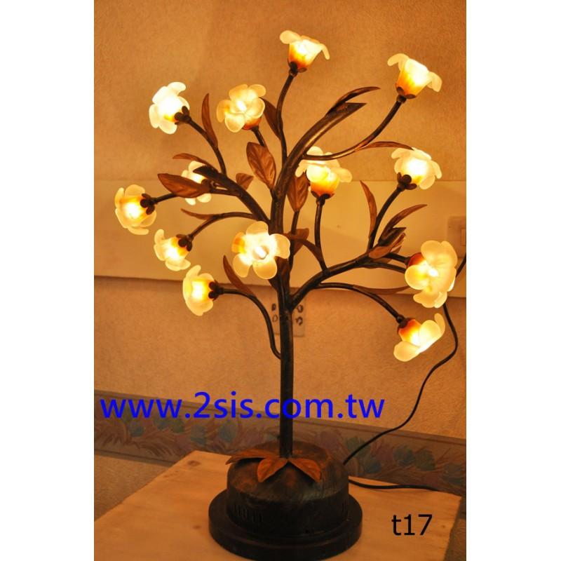 鬱金香15燈
