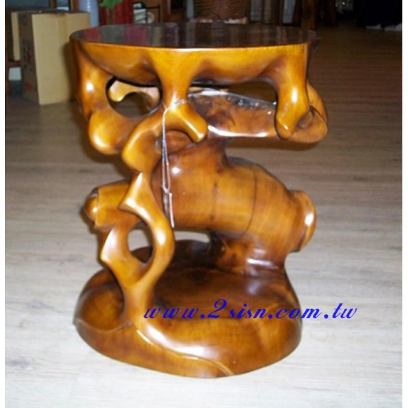奇木圓餐椅