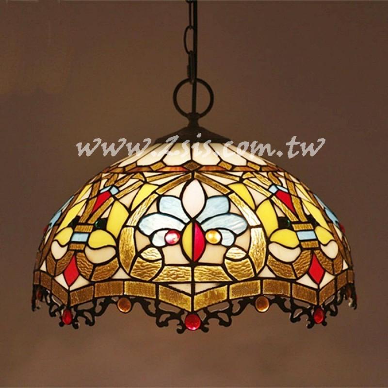 Tiffany吊燈-哥德藝術